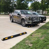 Parking lot wheelstops
