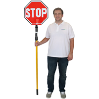 Extension Pole And Sign Holder Kit