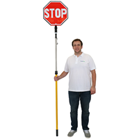 Crossing Guard Extension Pole