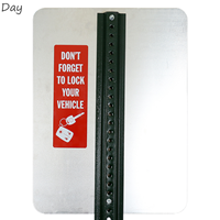Do Not Forget To Lock Your Vehicle