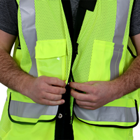 High Visibility Safety Vests