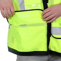 Reflective High Visibility Safety Vests