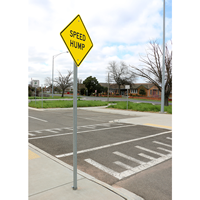 Speed Hump - Traffic Signs