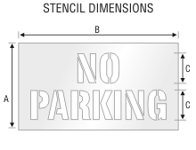 Stencil ST 0190