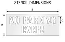 Stencil ST 0194