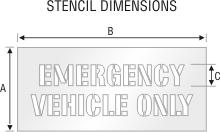 Stencil ST 0241