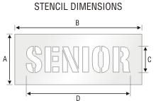 Stencil ST 0264