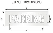Stencil ST 0271