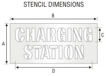 Stencil ST 0282