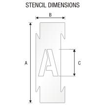 Stencil ST 0285