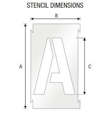 Stencil ST 0288