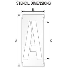 Stencil ST 0289