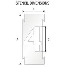 Stencil ST 0293