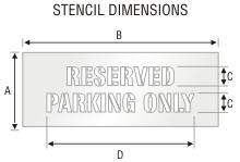 Stencil ST 0313