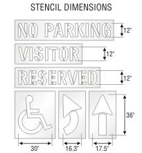 Stencil ST 0334