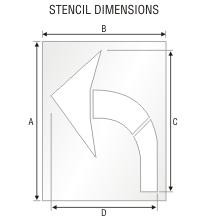 Stencil ST 0343