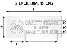 Stencil ST 2062