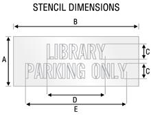 Stencil ST 2090