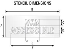 Stencil ST 2118