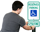 Recommended ADA Supplemental Signs