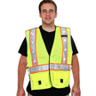 LED Safety Vest Yellow