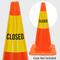 Closed Cone Collar